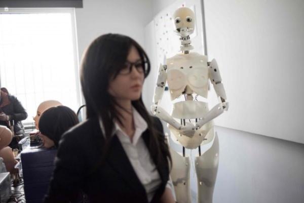 Интересное: Китайские секс-роботы