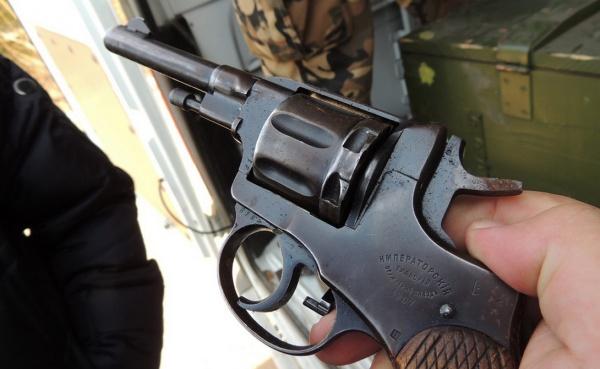Интересное: Наган: история легендарного револьвера