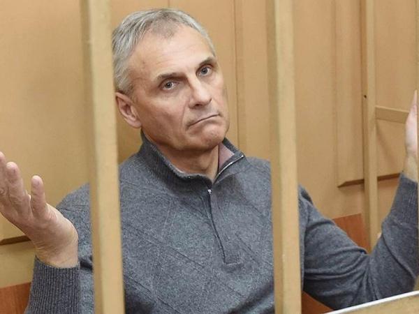 Коррупция: Хорошавину дали 13 лет