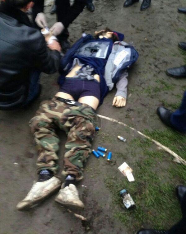 Терроризм: В Кизляре террорист расстрелял прихожан у церкви