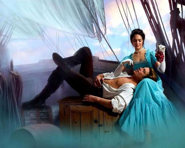 История: Почему женщина на корабле к беде?