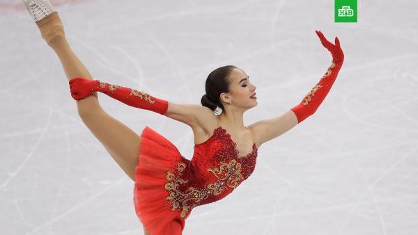 Спорт: Алина Загитова принесла России первое олимпийское золото