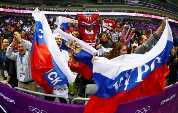 Спорт: Россия - Германия. Мы чемпионы!!!