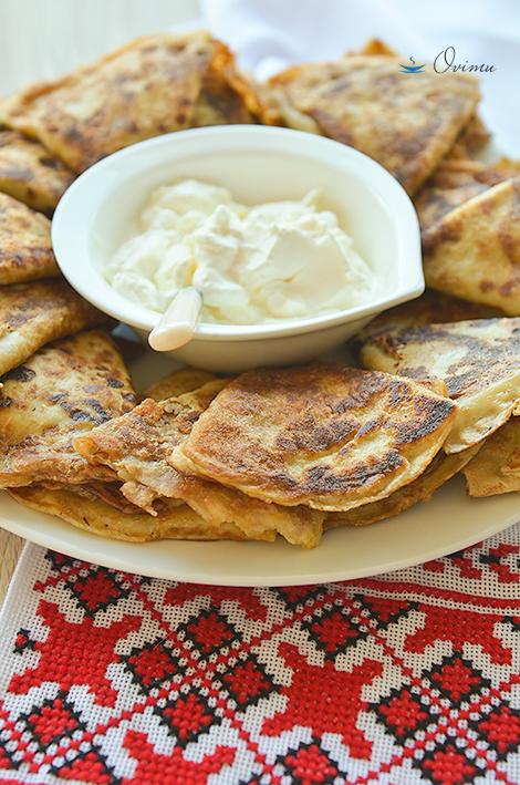 Полезные советы: Украинская кухня. Бендерики