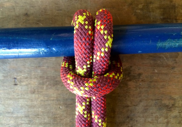 Полезные советы: Учимся вязать узлы