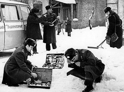 Криминал: Банды послевоенного СССР