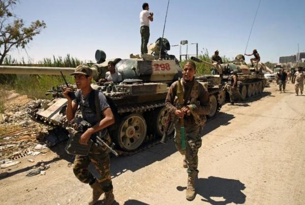 Блог djamix: Ливийское правительство генерала Хафтара обратилось к России с просьбой разместить в стране российскую военную базу