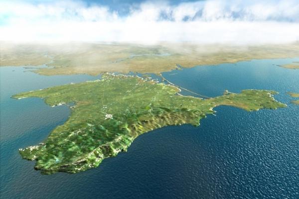 Политика: Путин: возврат Крыма Украине невозможен ни при каких обстоятельствах