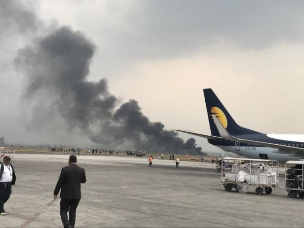 Происшествия: В аэропорту Катманду (Непал) потерпел крушение пассажирский самолёт