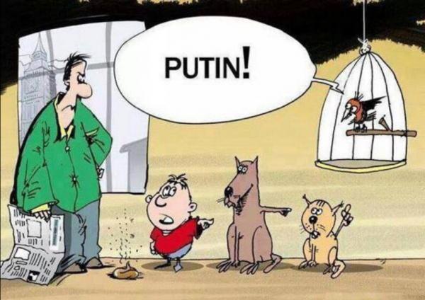 Политика: Антироссийская истерия Запада ведёт мир к катастрофе