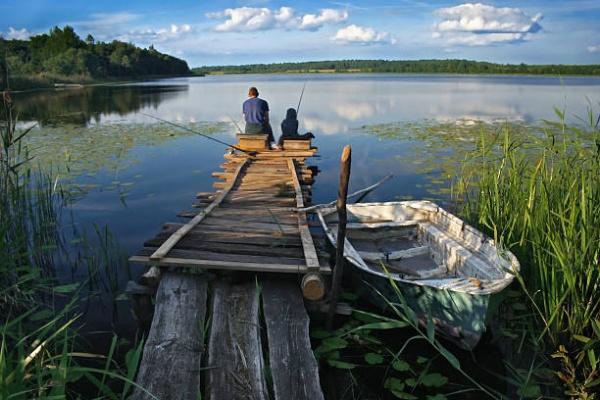 Полезные советы: Необходимые вещи для рыбалки