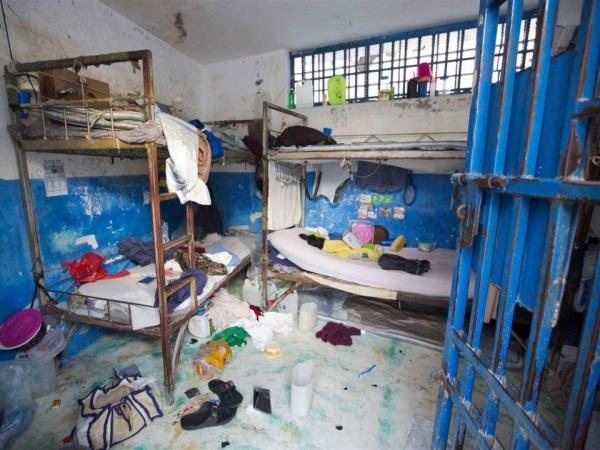Криминал: Тюрьмы в разных странах