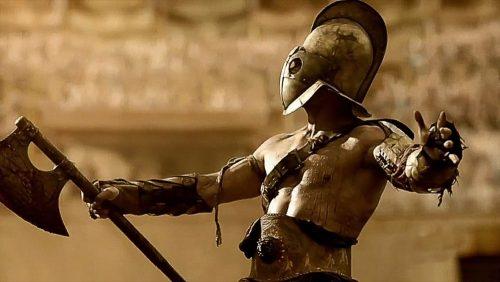Интересное: История гладиаторов