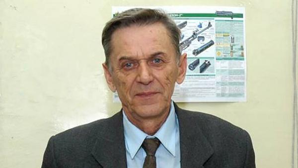 Личность: Умер Виктор Калашников