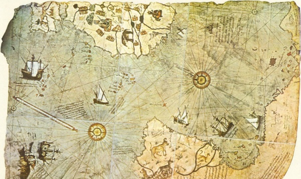 Интересное: Загадка карты Пири-Реиса