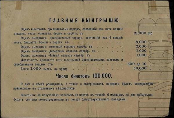 Интересное: История появления лотереи