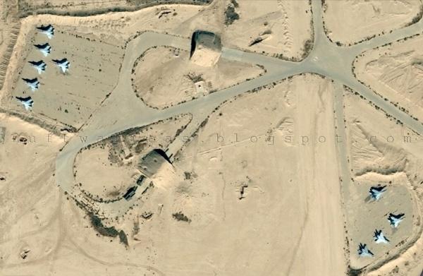 Война: Сирийская авиабаза Т-4 на востоке провинции Хомс атакована ракетами