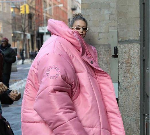 Безумный мир: Моднячие пуховики в США