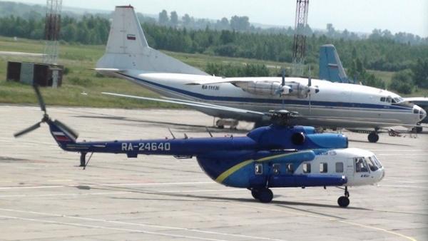 Происшествия: В Хабаровске упал вертолет