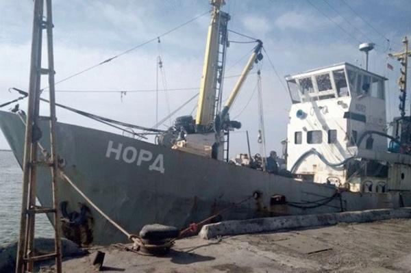 Новости: Херсонский суд отпустил капитана *Норда*