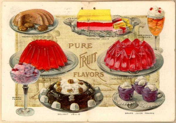 Интересное: История популярных сладостей