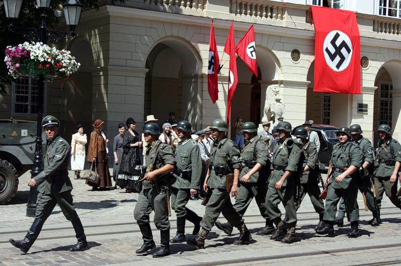 Картинки интерьере, фашизм картинки