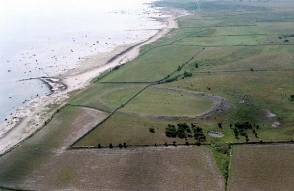 История: Сандби Борг – крепость, погибшая 15 веков назад