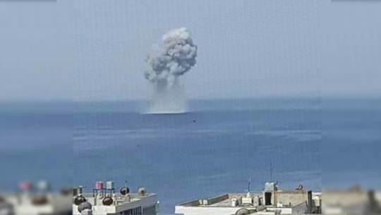 Происшествия: В Сирии разбился российский истребитель Су-30СМ, погибли оба пилота