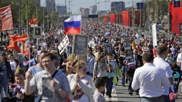 Терроризм: Спецслужбы предотвратили теракт на акции Бессмертный полк в Москве
