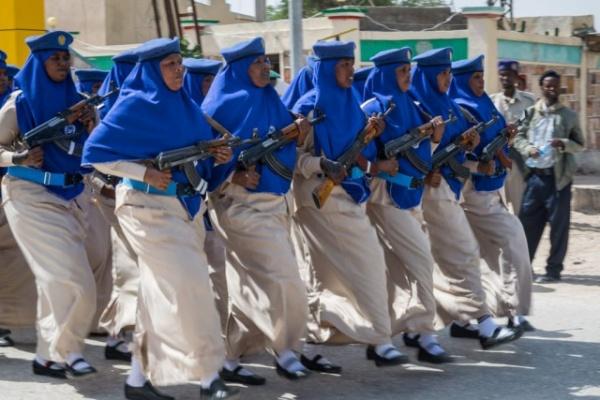 Интересное: Парад в честь 27-летия независимости Сомалиленда