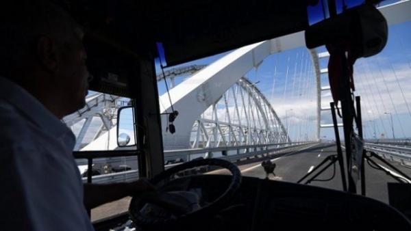Интересное: Насколько обезопасен Крымский мост от хохлодиверсантов?