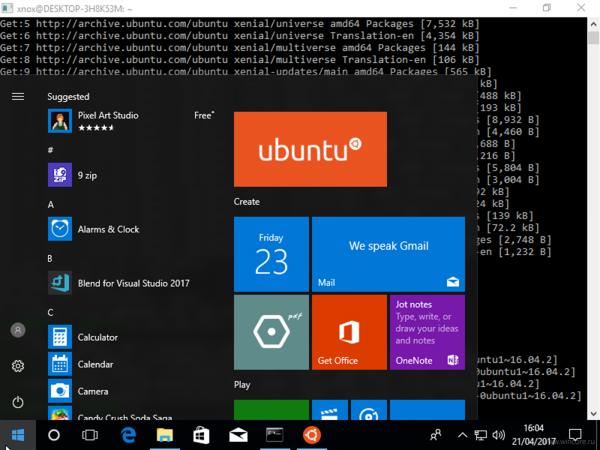 Технологии: В Microsoft Store опубликована Ubuntu 18.04 с поддержкой ARM