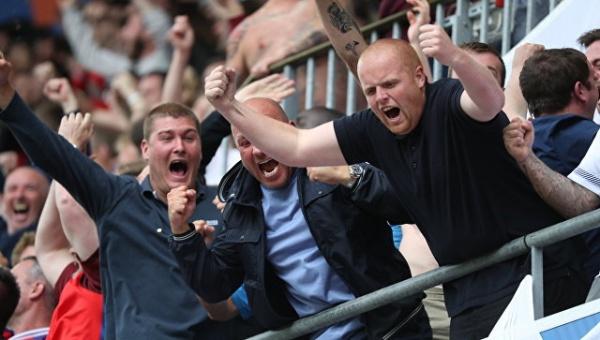 Спорт: Британские фанаты пообещали устроить третью мировую на ЧМ-2018