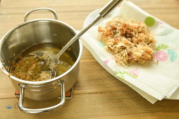 кухня: Свиные котлеты с фритированой квашеной капустой