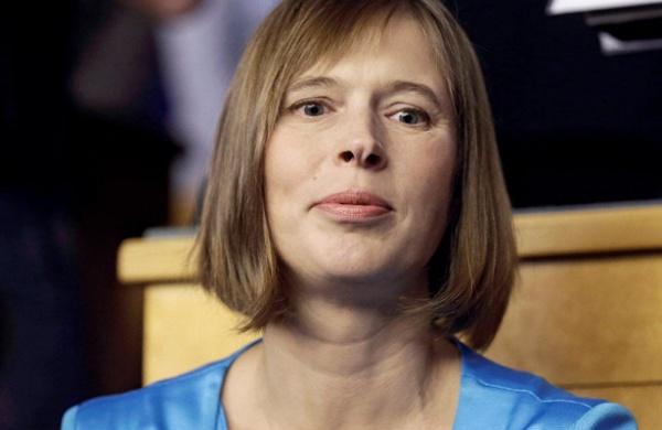 Политика: Президент Эстонии пообещала приехать свизитом вРоссию только после ратификации пограндоговора