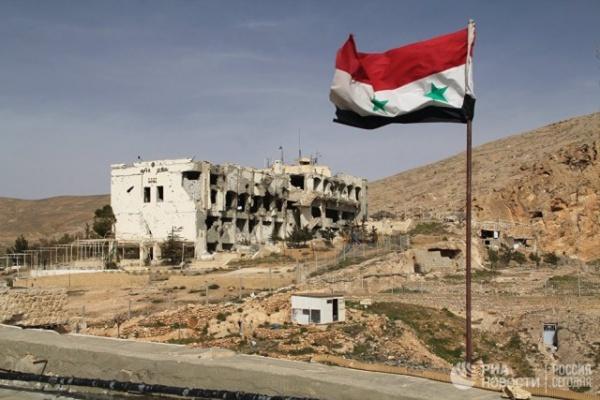 Война: Четверо российских военнослужащих погибли в Сирии в результате обстрела боевиков