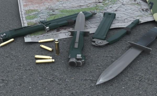 Интересное: Боевые ножи российского спецназа