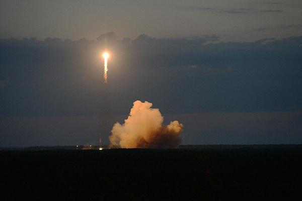 Интересное: Запуск спутника Глонасс-М