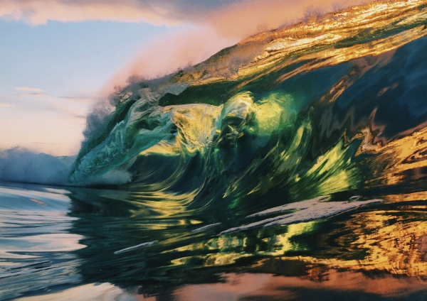 Природа: Красота волн