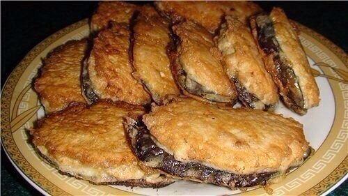 Полезные советы: Вкуснейшие блюда из баклажанов