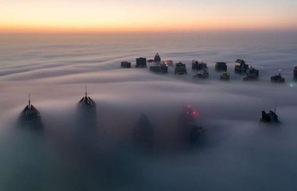 Страны: ОБлачный Дубай
