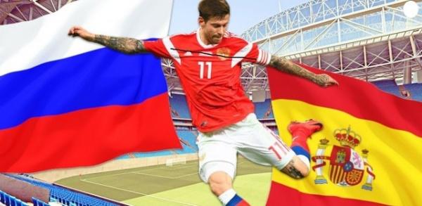 Спорт: Сборная России сыграет с Испанией в 1/8 финала ЧМ-2018