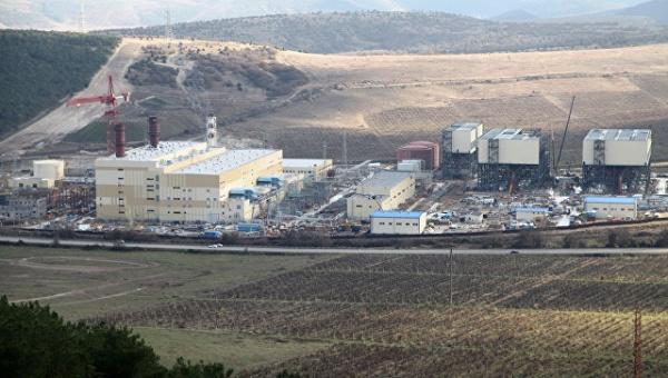 Новости: Сегодня Балаклавская ТЭС начнёт работу по выдаче первых мегаватт в крымскую энергосистему