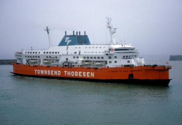 Происшествия: Безопасность морских паромов и самые большие катастрофы с ними