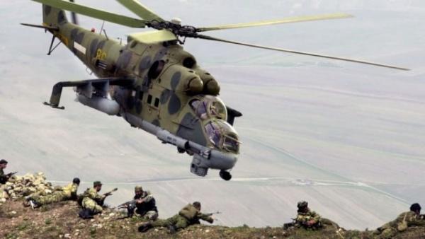 Интересное: Интересные факты о боевом вертолете Ми-24