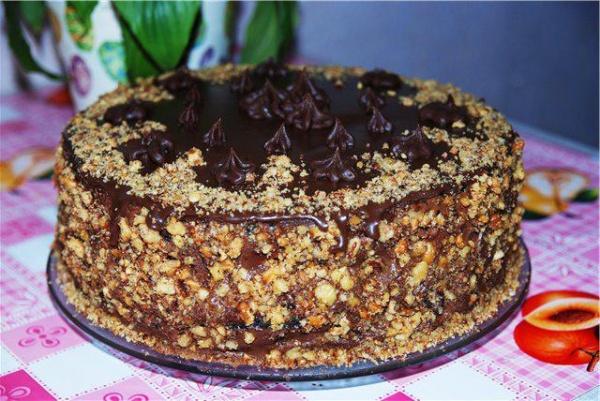 Полезные советы: Королевский торт