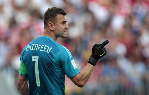 Спорт: Сборная России вышла в 1 Чемпионата мира по футболу!