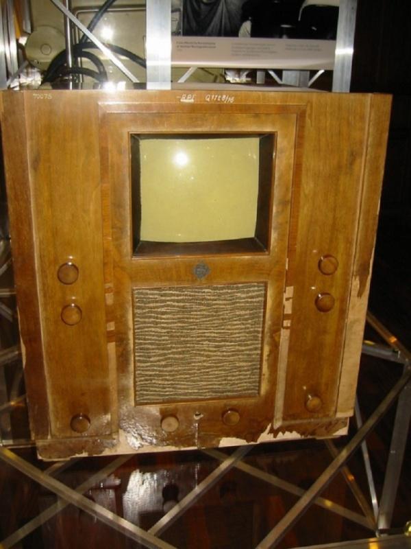 Интересное: Девяносто лет первому телевизору