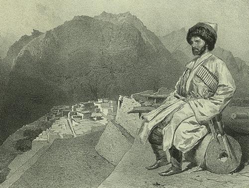 Общество: Кровная месть на Кавказе