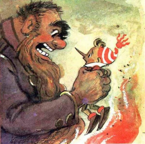 Интересное: Незнайка в общежитии, взрослая девочка Элли, борода в кармане Карабаса: Чем объясняются странности в популярных детских книгах